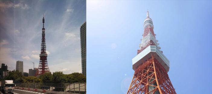 Tokyo Tower in Minato