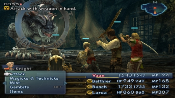 If an emulator can upscale FFXII to look this good, I can't wait to see what a proper HD remaster would look like.