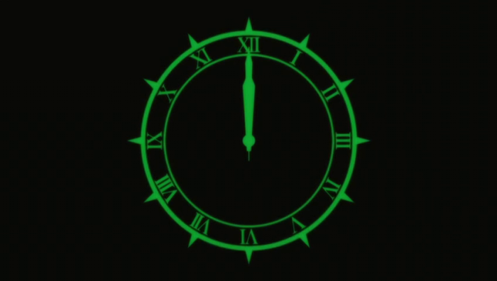 This is the clock.
