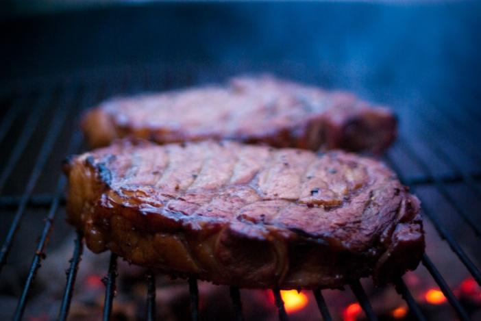 Mmmm.... steak.