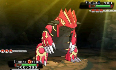 groudon (Custom)