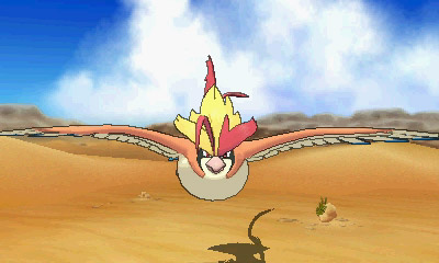 Mega Bird Jesus